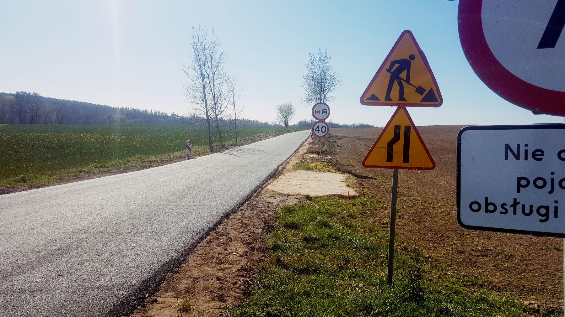 Powstanie 5 dróg wewnętrznych w gminie Czermin. Będą utrudnienia - Zdjęcie główne