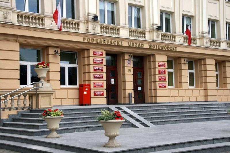 Podkarpacie. Będą zwolnienia w Podkarpackim Urzędzie Wojewódzkim?  - Zdjęcie główne
