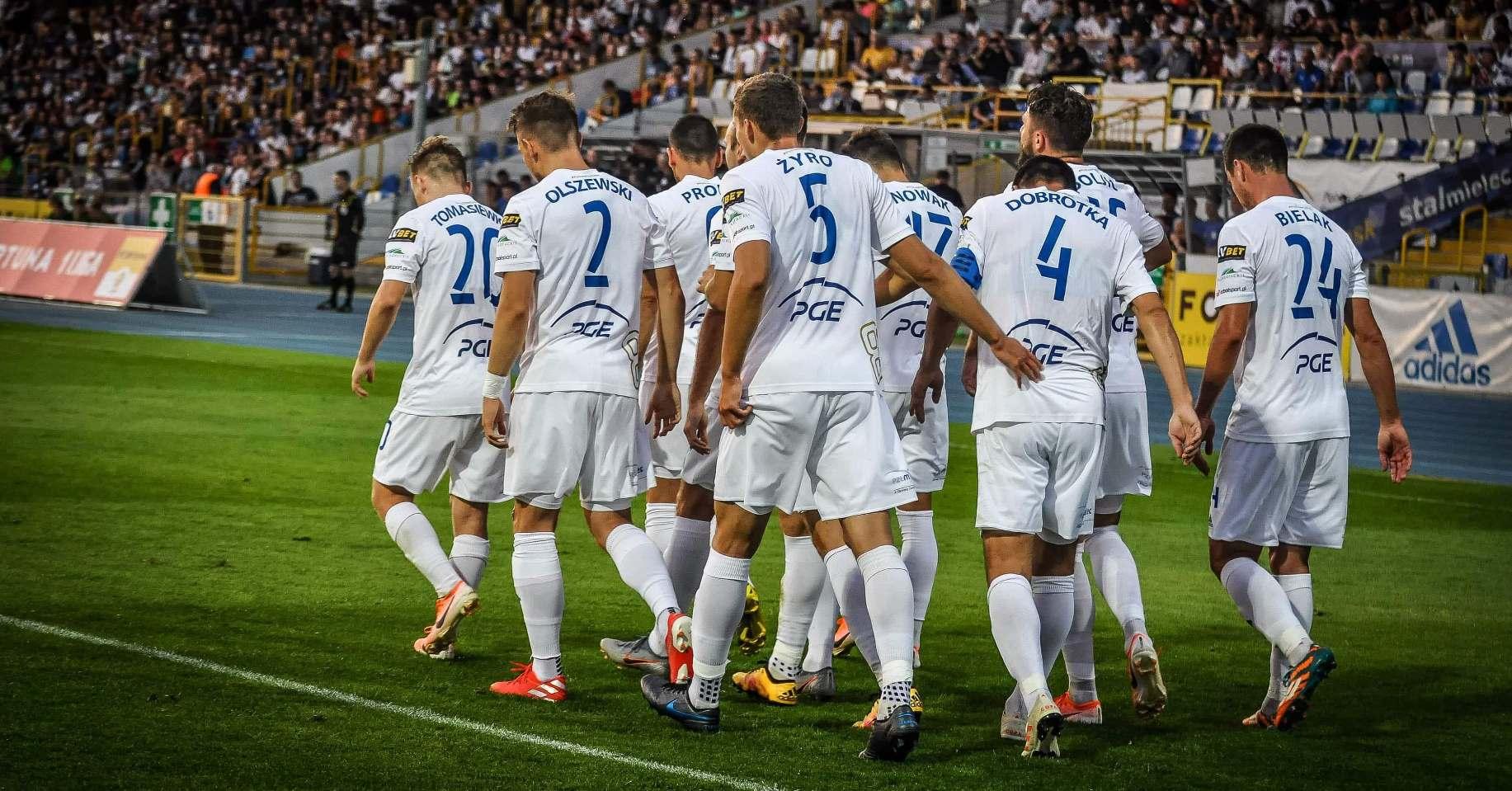 Mecz na szczycie w Mielcu. FKS Stal Mielec kontra Podbeskidzie Bielsko-Biała - Zdjęcie główne