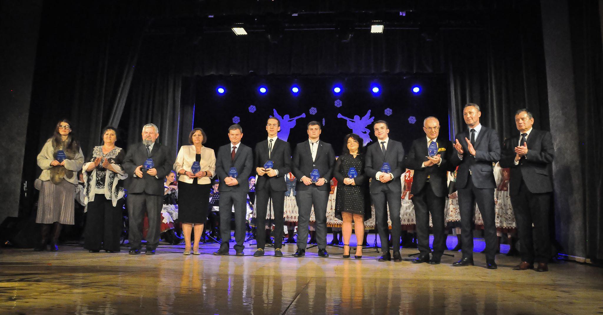 Znamy laureatów dorocznej nagrody Starosty i Prezydenta Mielca! [FOTO] - Zdjęcie główne