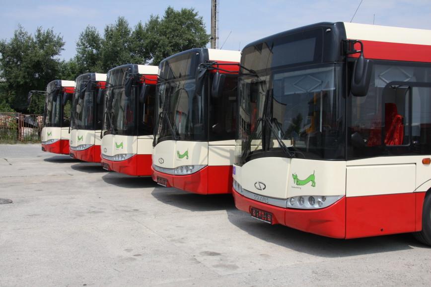 Więcej autobusów miejskich już od 30 października w Mielcu - Zdjęcie główne