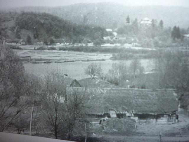 Teraz jest to dno Jeziora Solińskiego. Zobacz niesamowite zdjęcia z przeszłości - Zdjęcie główne