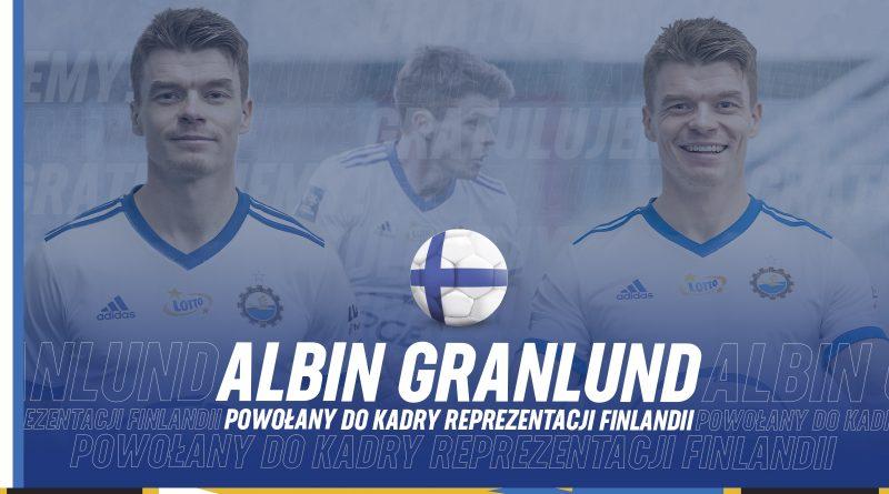 Eliminacje Mistrzostw Świata 2022. Albin Granlund powołany do reprezentacji Finlandii - Zdjęcie główne