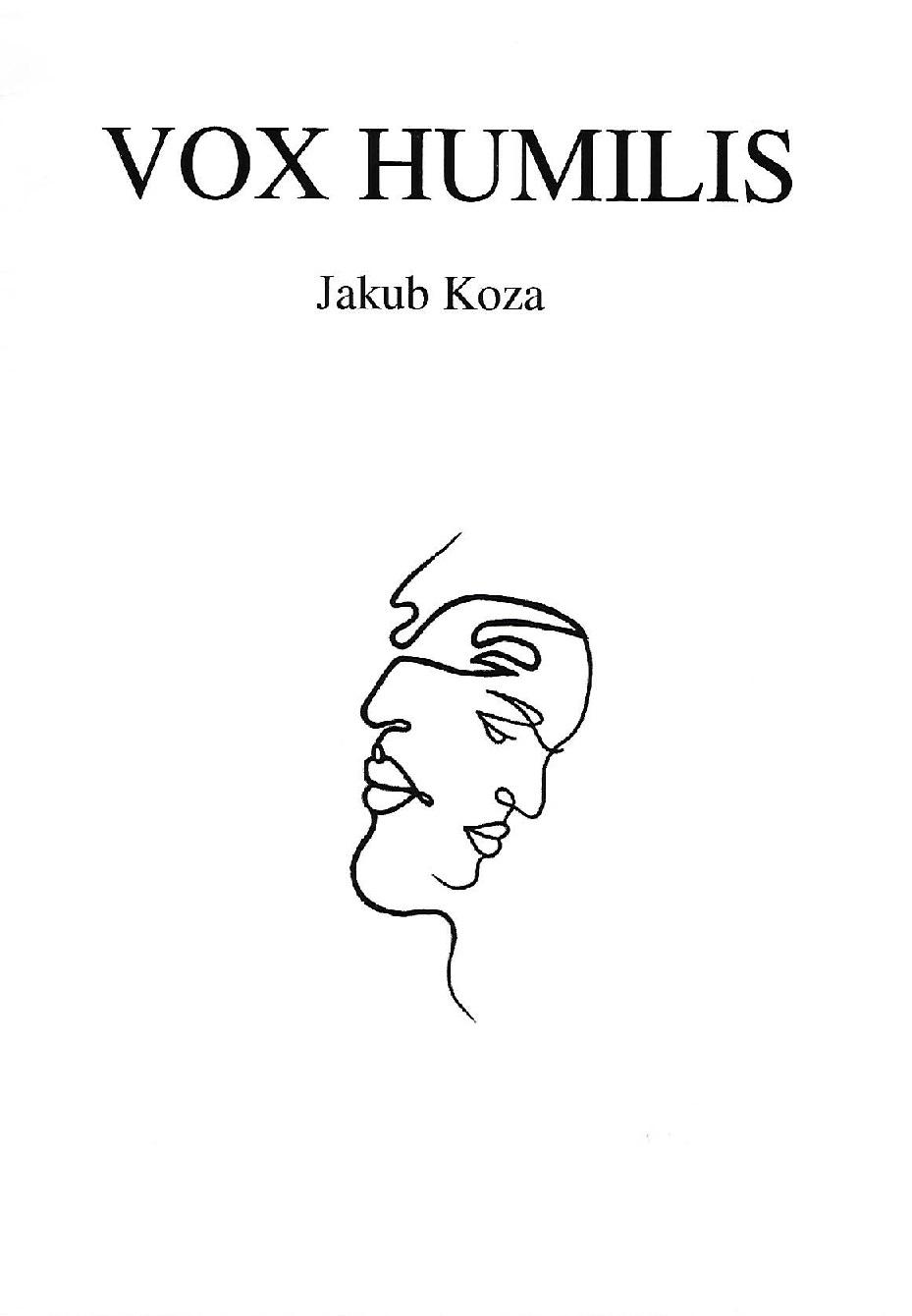 Młody, zdolny, pisze wiersze. Kuba wydał swój tomik - Zdjęcie główne