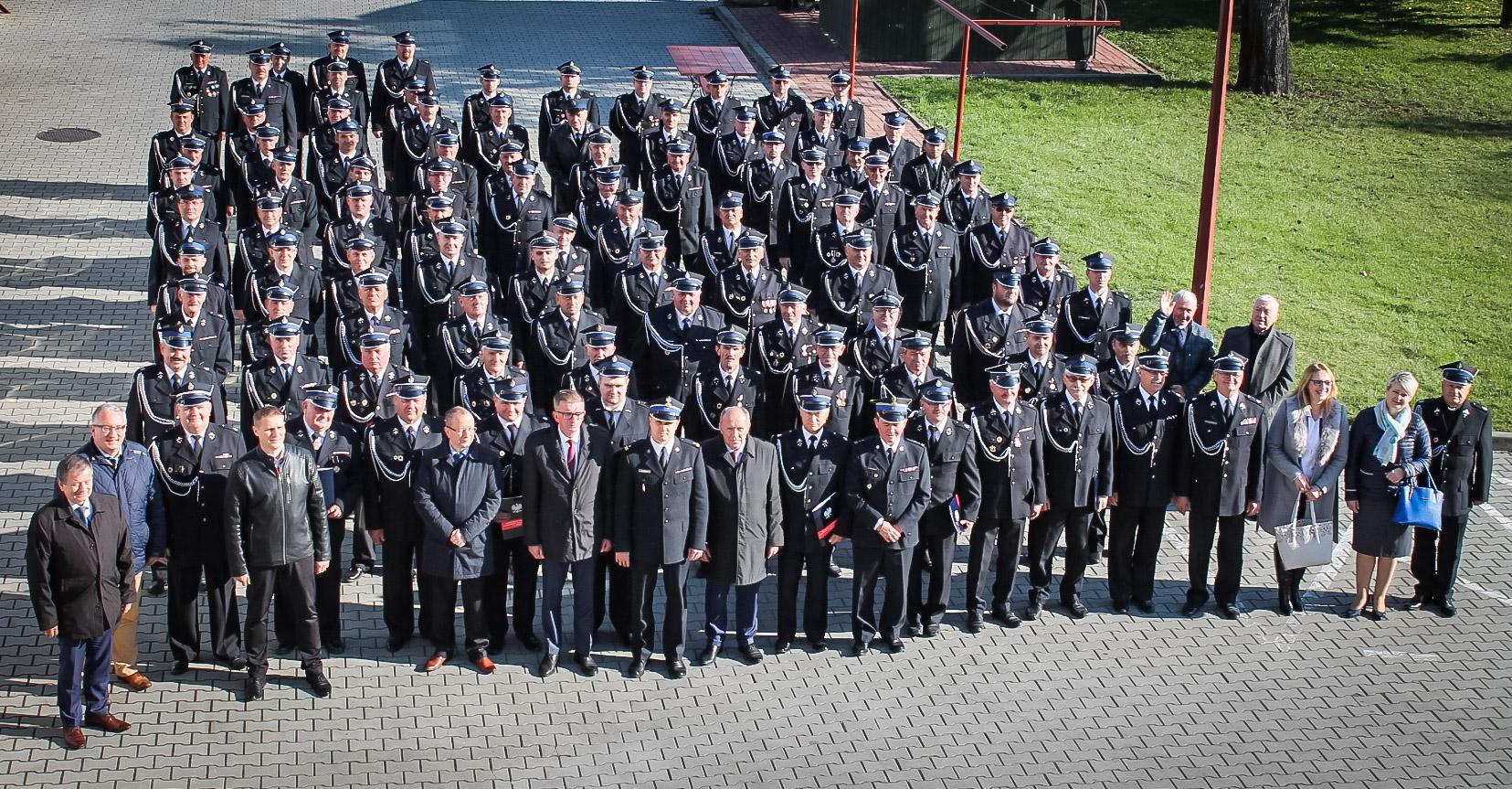 Po 5000 zł trafiło do 94 jednostek OSP z całego powiatu mieleckiego! [FOTO] - Zdjęcie główne