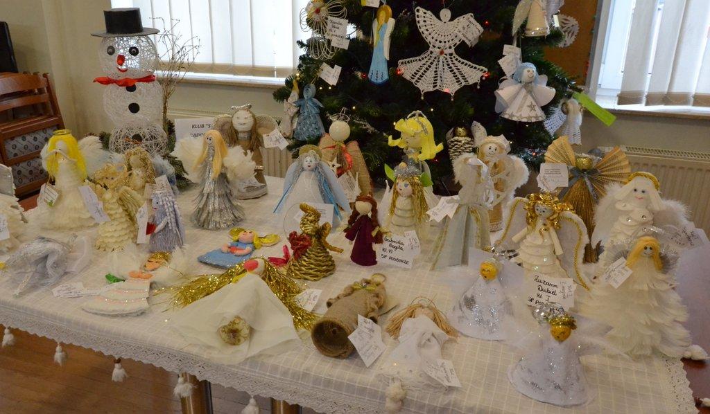 Radomyskie świąteczne anioły już nagrodzone - Zdjęcie główne
