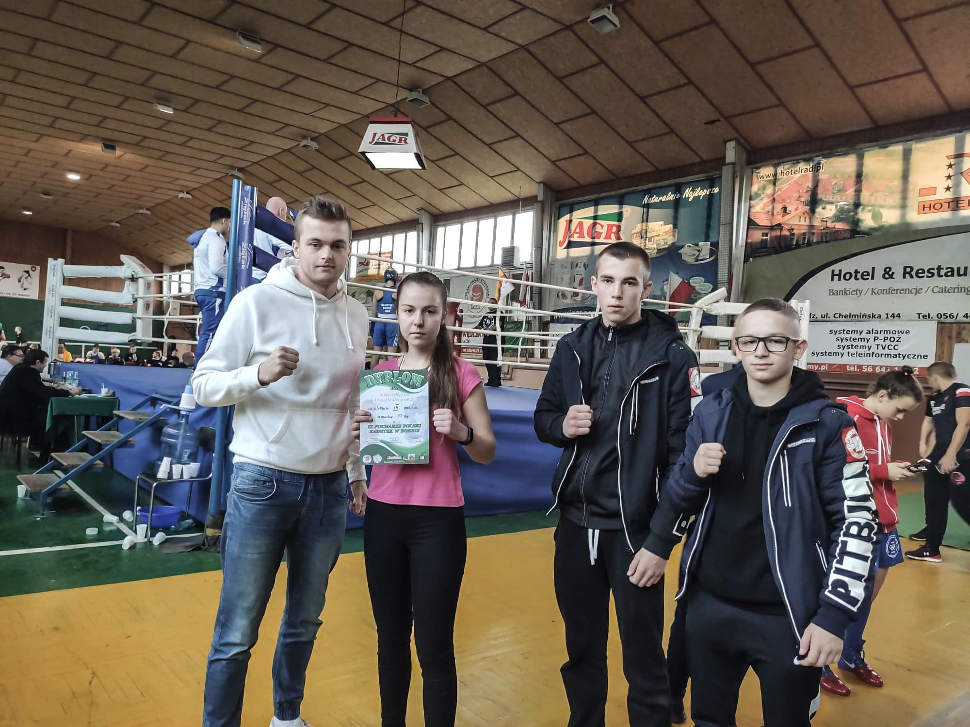Klub z brązu. Kolejny ważny medal dla Irydy Mielec na Pucharze Polski [FOTO] - Zdjęcie główne