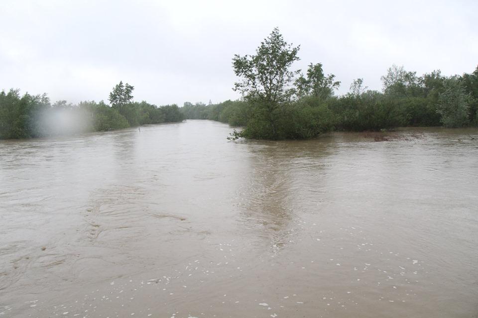 Sytuacja na Wisłoce: Alarm powodziowy w Mielcu odwołany!  - Zdjęcie główne