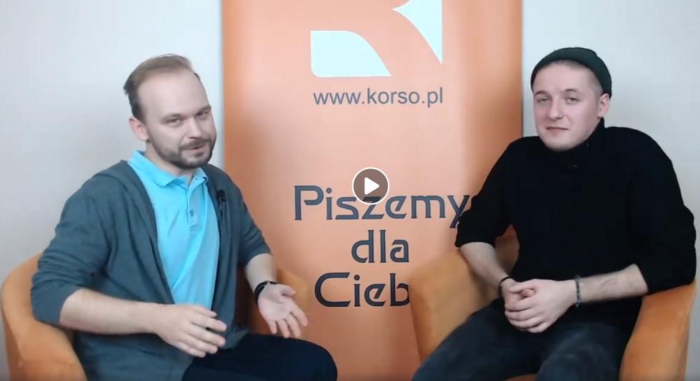 Rozmowy z Korso - Adrian Burek - Zdjęcie główne