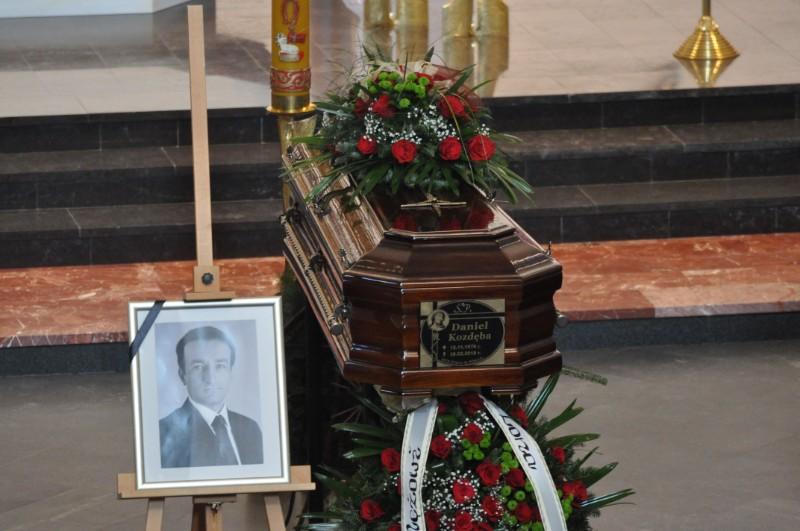 Dziś trzecia rocznica śmierci prezydenta Daniela Kozdęby - Zdjęcie główne