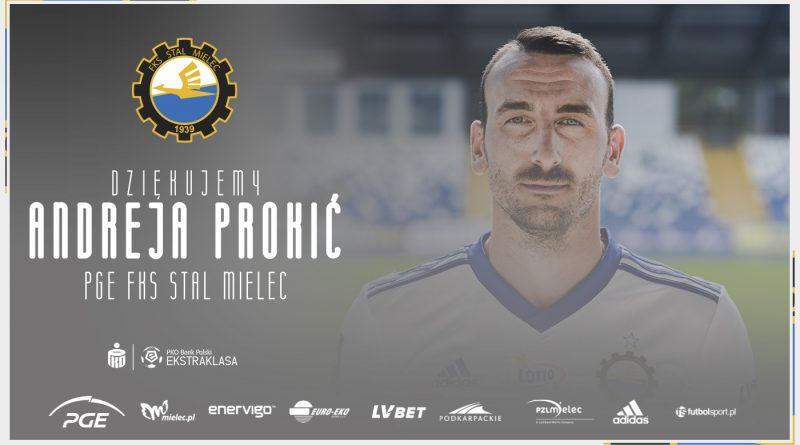 Ważny zawodnik opuszcza FKS Stal Mielec. Strzelił historycznego gola - Zdjęcie główne