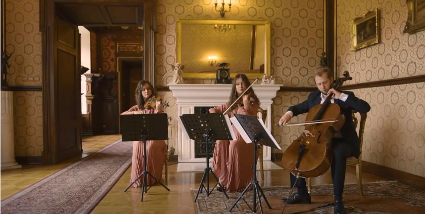 Muzyka na przecławskim zamku [VIDEO] - Zdjęcie główne