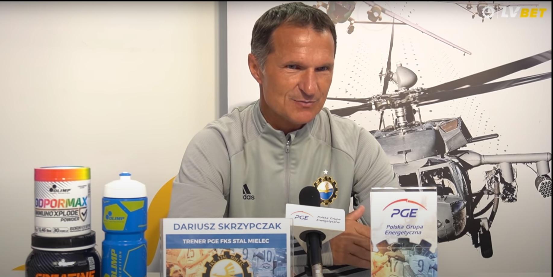 Plan trenera Stali Mielec na mecz z Górnikiem. Biletów już nie ma [VIDEO] - Zdjęcie główne