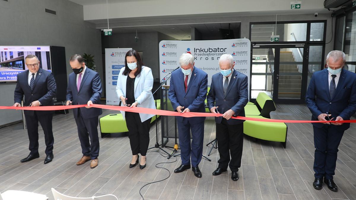Mamy na Podkarpaciu nowy inkubator przedsiębiorczości  - Zdjęcie główne