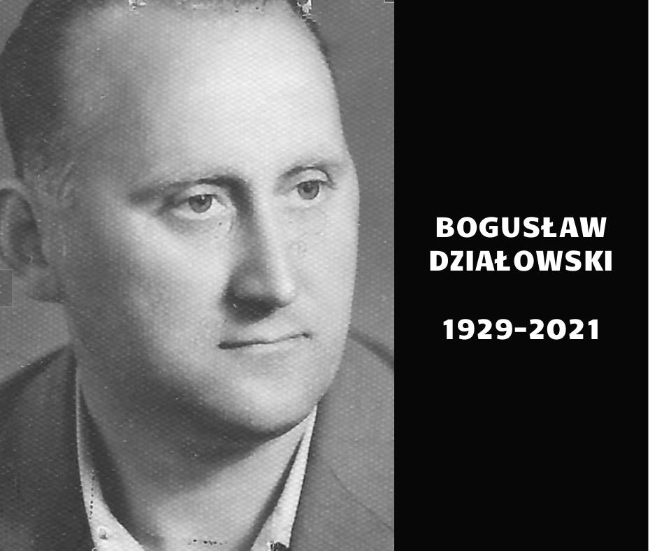 Odszedł Bogusław Działowski - Zdjęcie główne