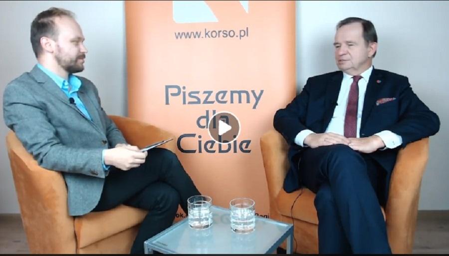 Rozmowy z Korso - Władysław Ortyl - Zdjęcie główne