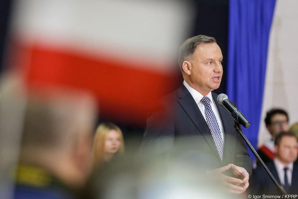 Prezydent Andrzej Duda odwiedził Podkarpacie!  - Zdjęcie główne