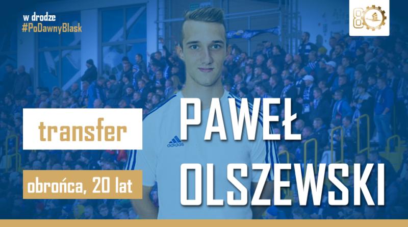 Paweł Olszewski wypożyczony z Jagiellonii do PGE FKS Stali Mielec - Zdjęcie główne