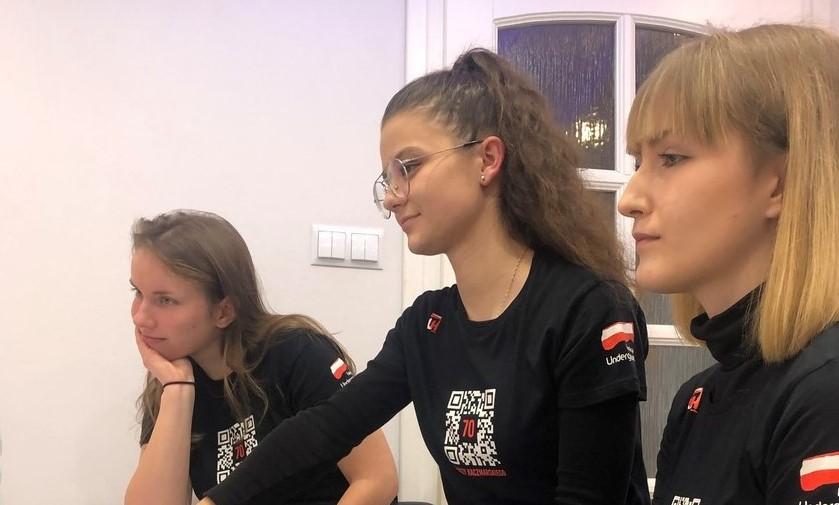 Młodzież z ZSB w czołówce ogólnopolskiego konkursu  - Zdjęcie główne