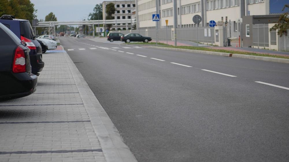 Zakończył się remont ulicy Wojska Polskiego w Mielcu [WIDEO] - Zdjęcie główne