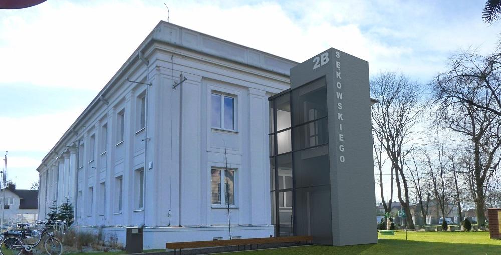 Będzie winda w budynku starostwa na Sękowskiego  - Zdjęcie główne
