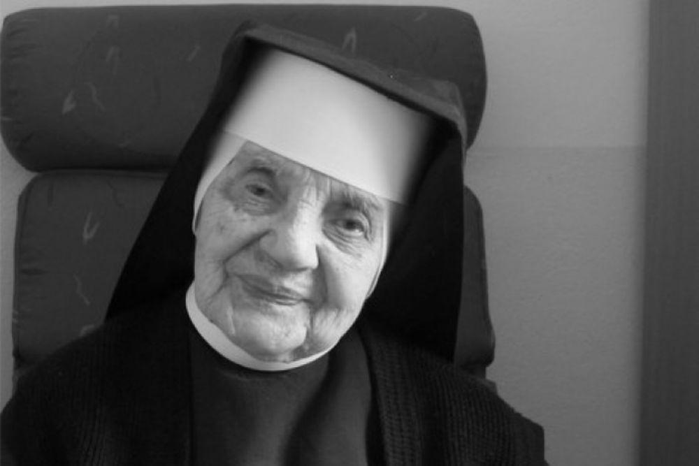 Odeszła najstarsza mieszkanka Podkarpacia. Siostra zakonna miała 108 lat - Zdjęcie główne