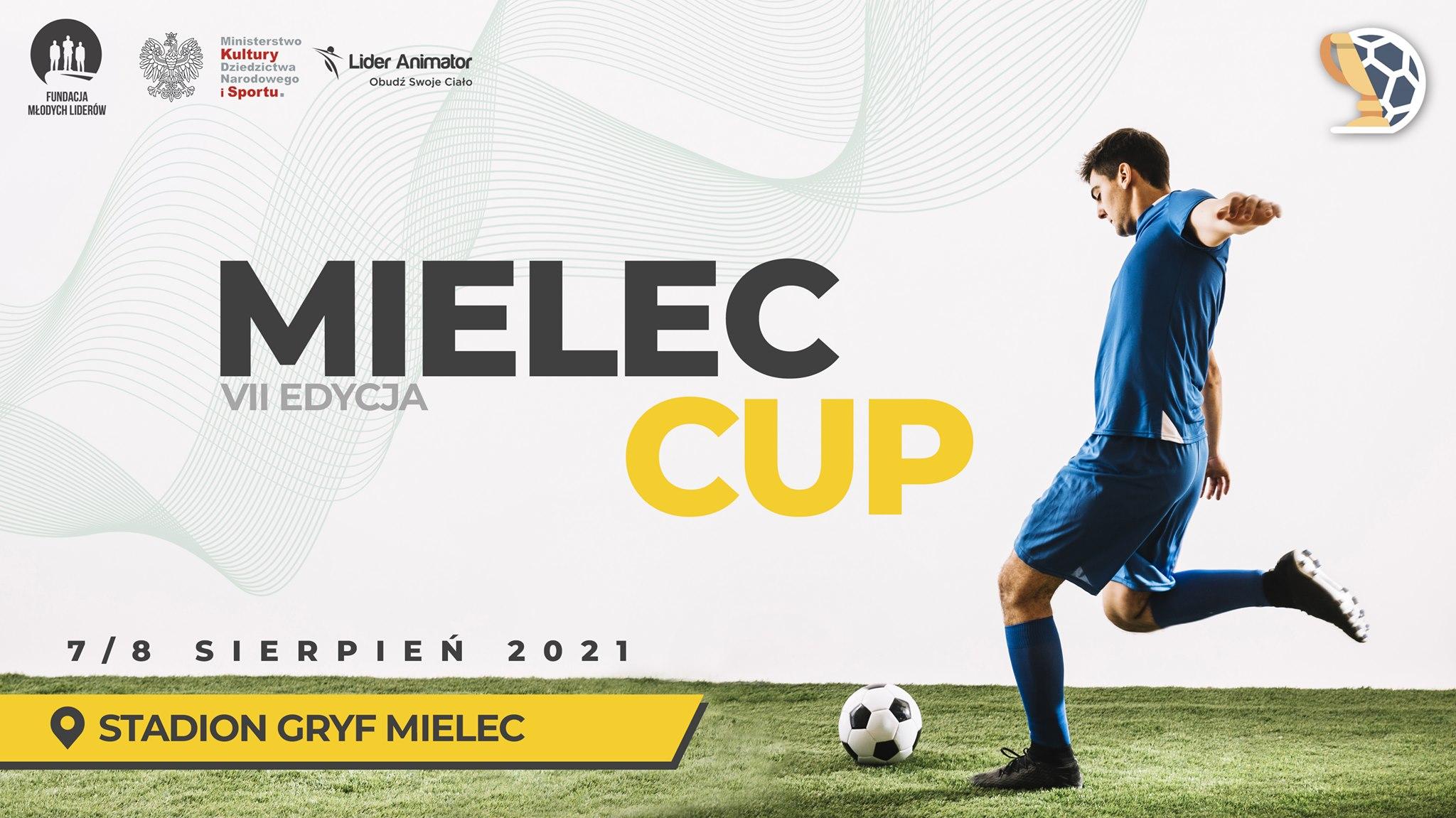 Największy turniej piłki nożnej w Mielcu! Już w przyszły weekend - Zdjęcie główne