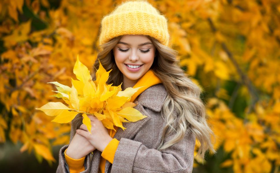 Moda na jesień - Zdjęcie główne