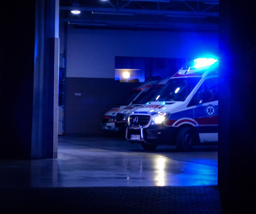 47-letni mężczyzna utonął w stawie - Zdjęcie główne