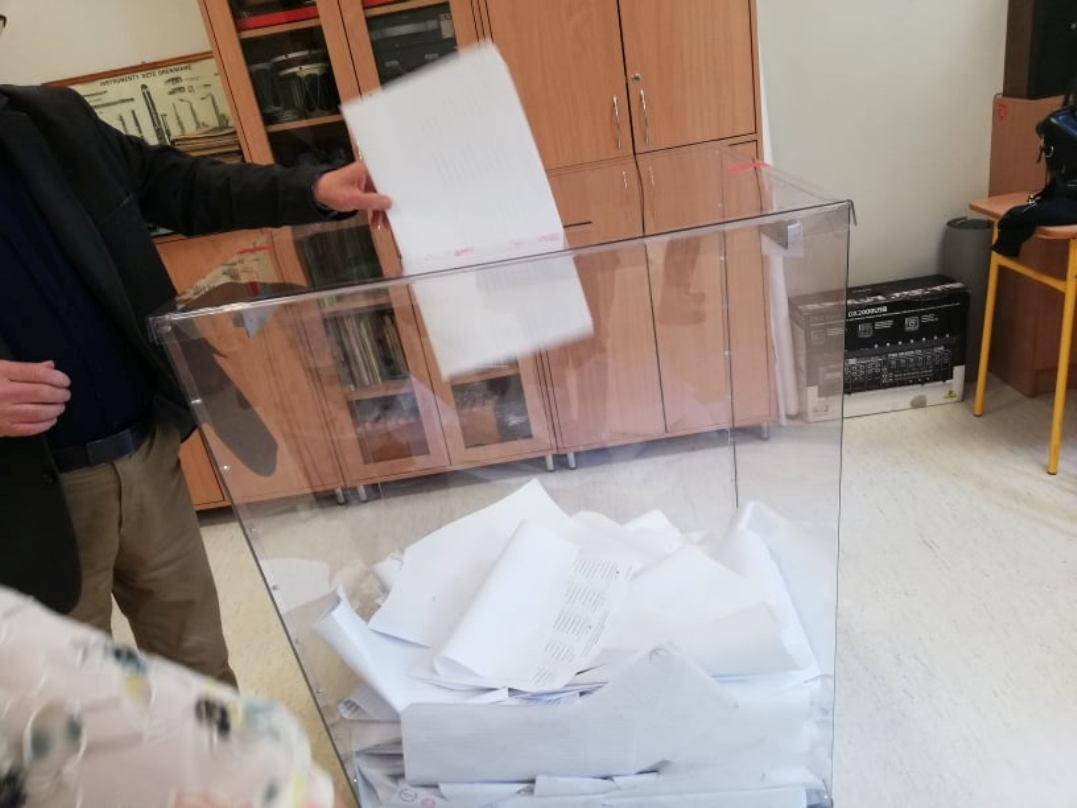 [AKTUALIZACJA Z GODZ. 17.00] Duże zainteresowanie wyborami. Frekwencja dwukrotnie większa niż 5 lat temu! - Zdjęcie główne