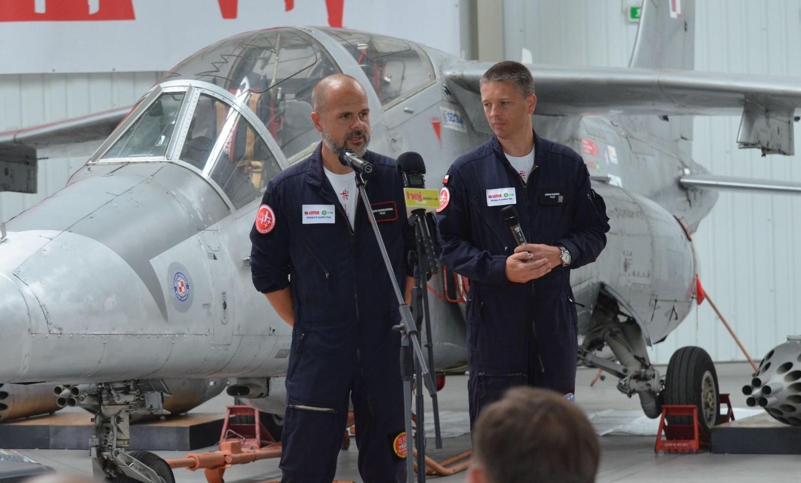 Fundacja Biało Czerwone Skrzydła rozpoczęła swoją działalność w Mielcu. Iryda wróciła do Mielca - Zdjęcie główne
