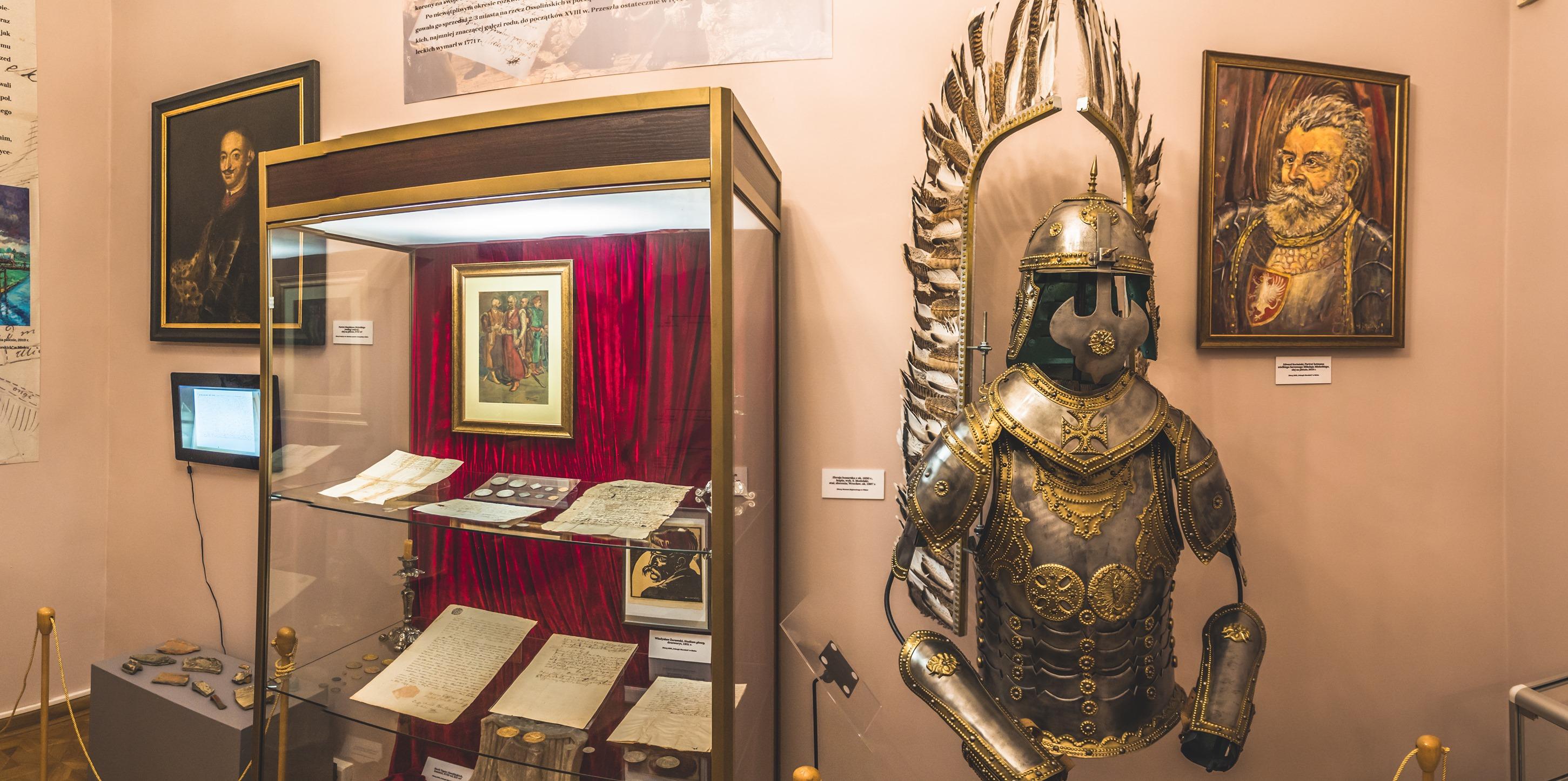 Zobacz 550 lat dziejów Mielca - Muzeum Historii Regionalnej zaprasza na jubileuszową wystawę - Zdjęcie główne