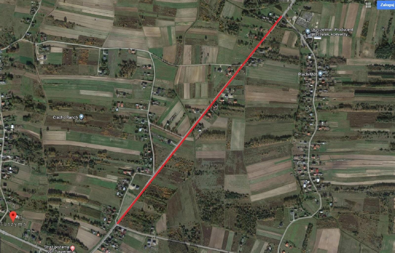 Zamknięte drogi w gminie Przecław i Czermin - Zdjęcie główne