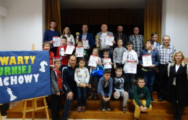 Turniej Szachowy w Grochowem - Wyniki - Zdjęcie główne