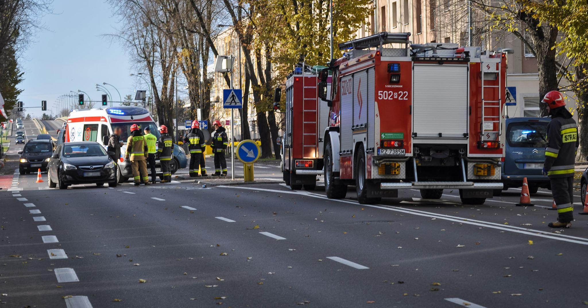Kobieta potrącona na przejściu dla pieszych! - Zdjęcie główne