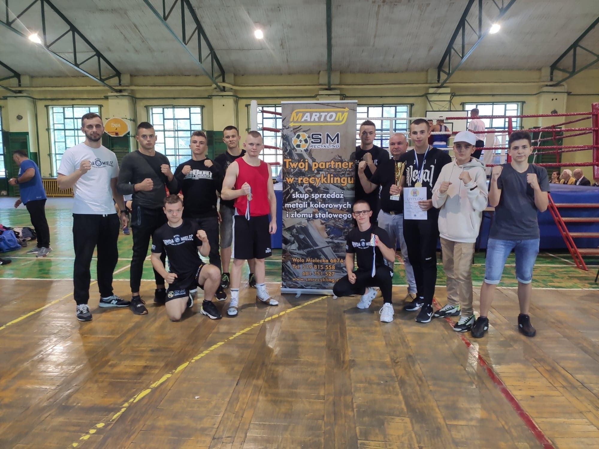 Iryda Mielec najlepszą drużyną na Pucharze Karpat [FOTO] - Zdjęcie główne