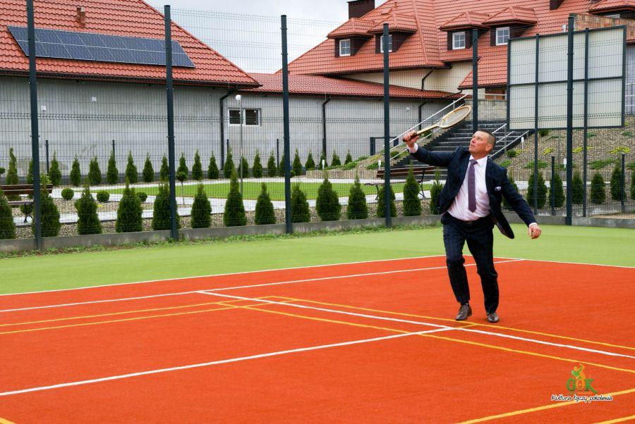 W Padwi będą grać...w tenisa [ZDJĘCIA] - Zdjęcie główne