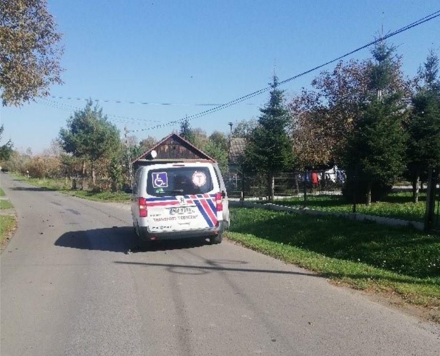 Promile, BMW, karetka i ucieczka - Zdjęcie główne