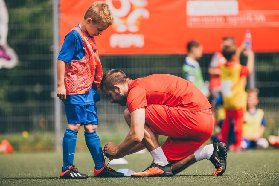 Czy Twoje dziecko będzie trenować w szkółce piłkarskiej z certyfikatem PZPN? - Zdjęcie główne