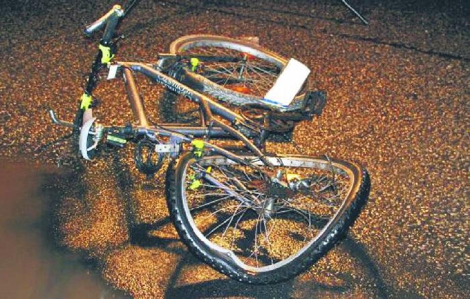 Śmierć na rowerze - Zdjęcie główne