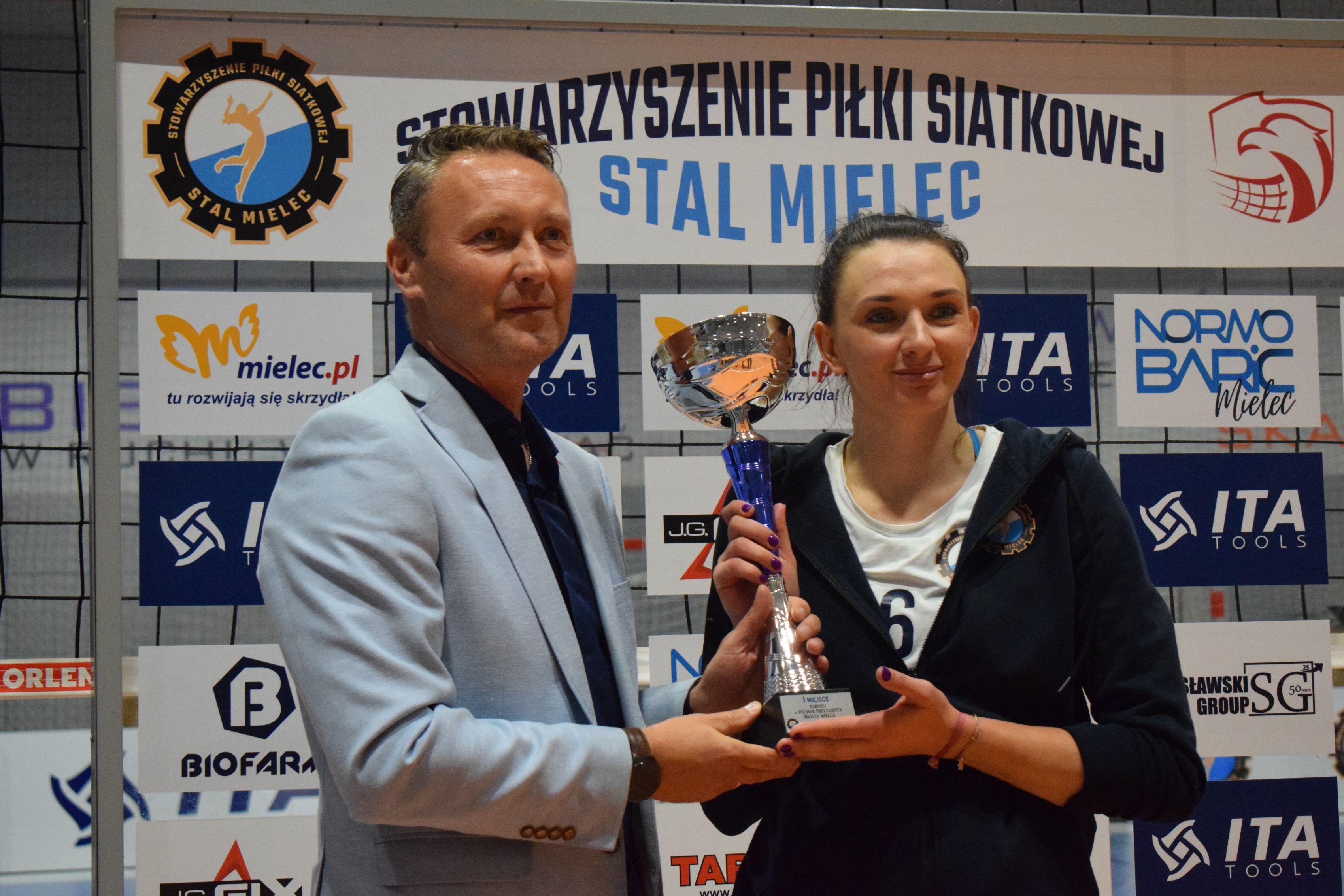 ITA TOOLS Stal Mielec wygrywa Puchar Prezydenta Miasta Mielca [GALERIA] - Zdjęcie główne