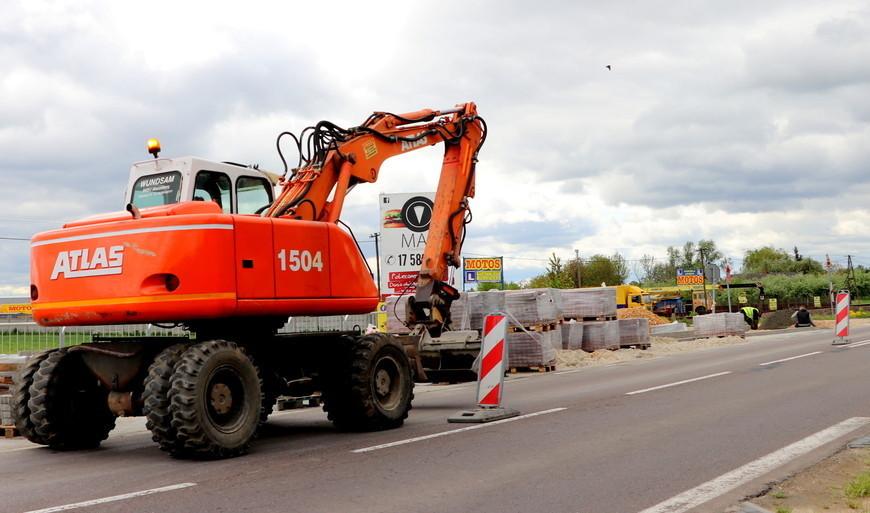 Przebudowa dróg powiatowych w dwóch gminach. Powstanie też rondo - Zdjęcie główne