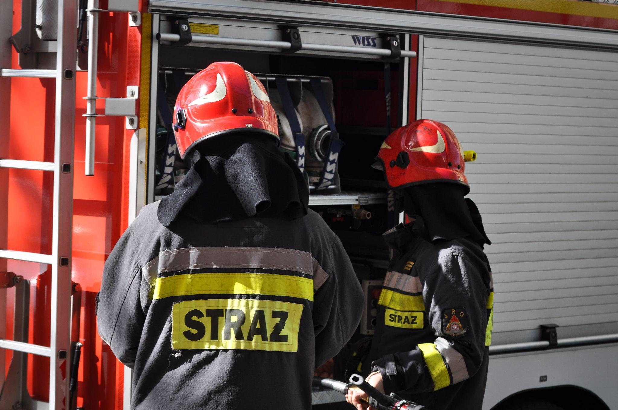 Zadymienie przyczyną wezwania straży pożarnej - Zdjęcie główne