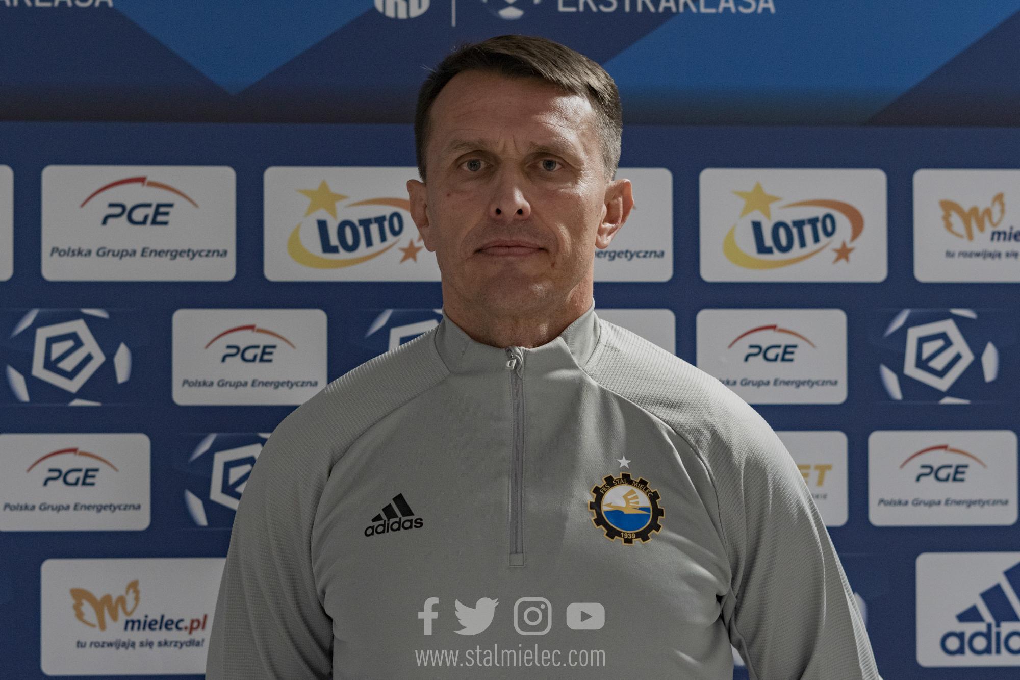 Leszek Ojrzyński trenerem PGE FKS Stali Mielec - Zdjęcie główne