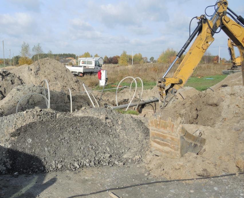 Kanalizacja w gminie Padew Narodowa już gotowa - Zdjęcie główne