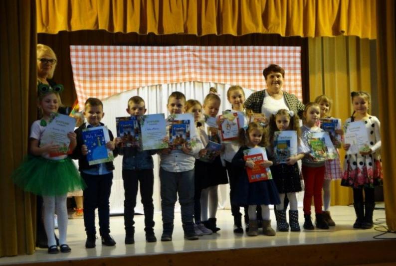Literatura i Dzieci – w Gminie Tuszów Narodowy - Zdjęcie główne