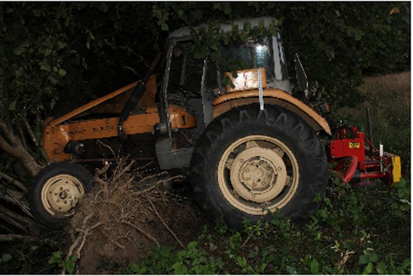 Region: Traktor przejechał po mężczyźnie! Gospodarz nie zaciągnął hamulca - Zdjęcie główne