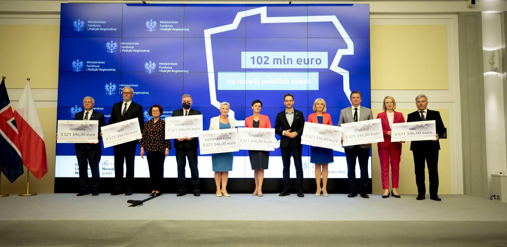 Mielec bez funduszy norweskich. Jest oficjalna decyzja - Zdjęcie główne