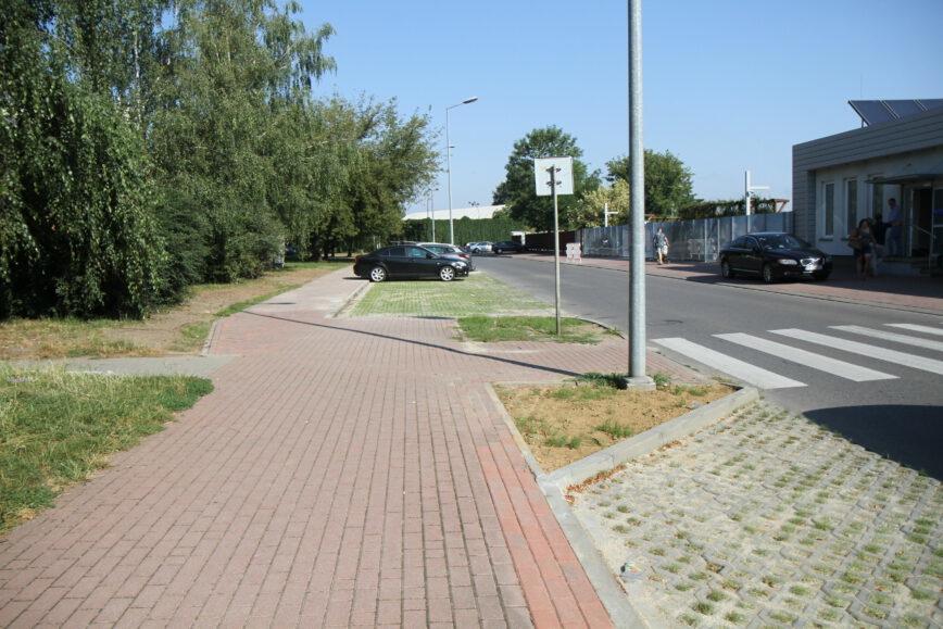 Nowy parking powstał przy ul. Kusocińskiego - Zdjęcie główne