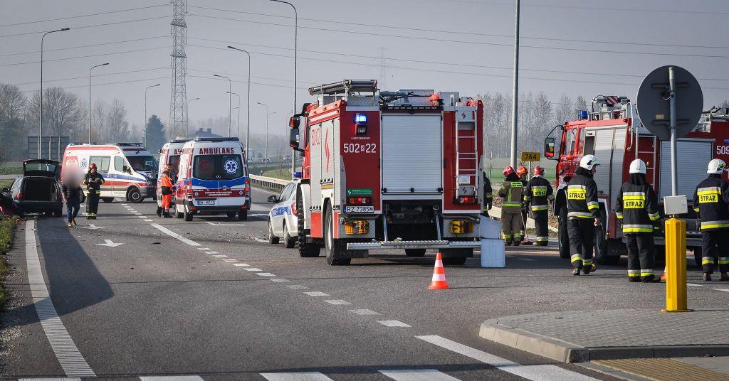 Groźny wypadek w Gawłuszowicach! [FOTO] - Zdjęcie główne